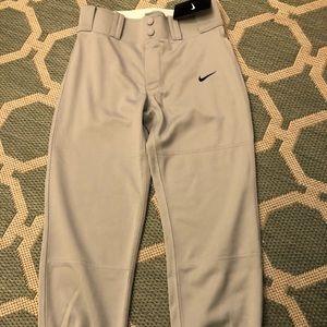 NWT Nike baseball pants size small